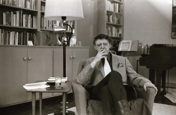 Anthony Burgess guardian